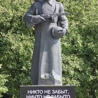 Ерик. Братская могила советских воинов (1943 г.).