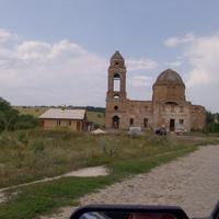 Храм до реставрации 2013г