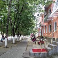 город Измаил, проспект Мира