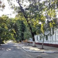 город Измаил, улица Пушкина