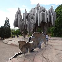 Памятник Сибелиусу