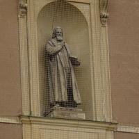 Скульптура на Королевском дворце