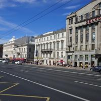 Невский проспект.