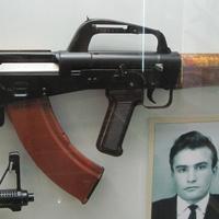 Автомат легкий ЛА-4, конструкции А.И.Нестерова