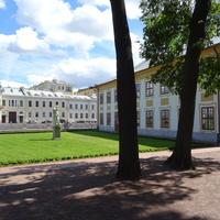 Летний дворец Петра I Летнем Саду