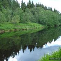 Река Уверь