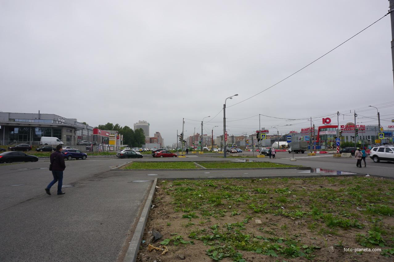 Полевая Сабировская улица.