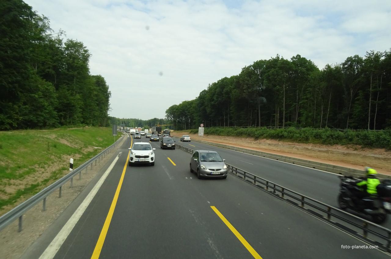 Дорога из Ашаффенбурга | Гессен