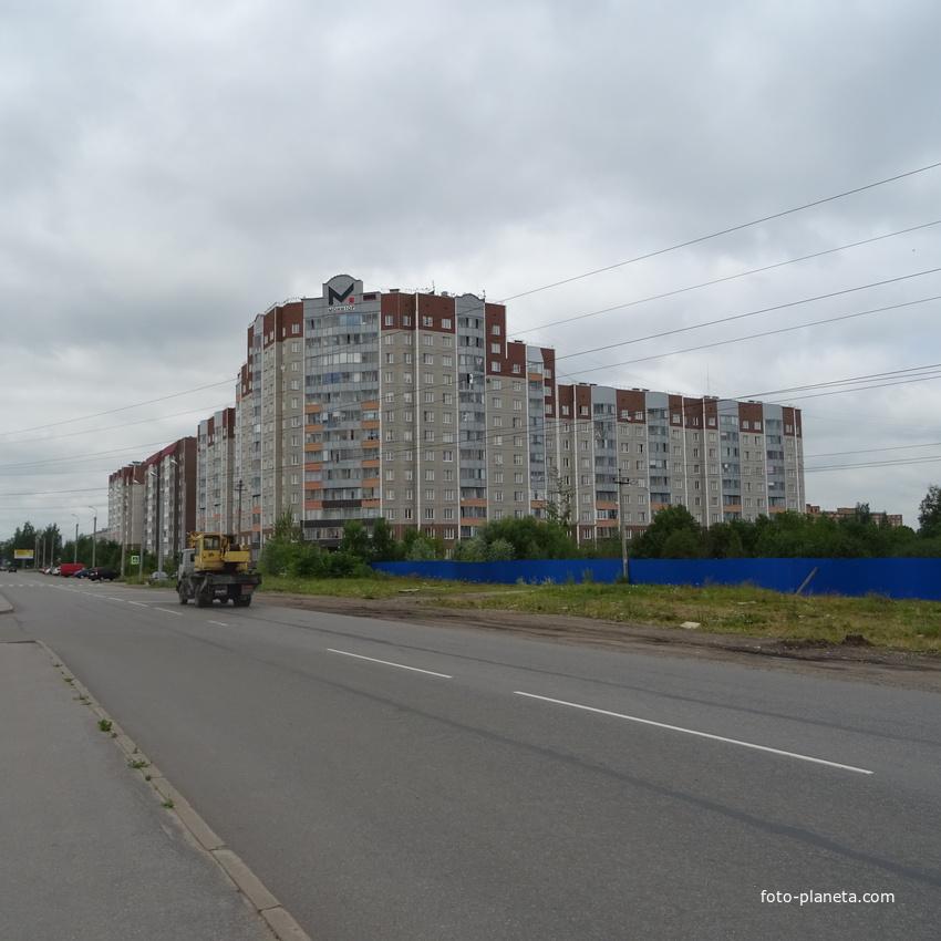 ул Рощинская | Гатчина (Гатчинский район)