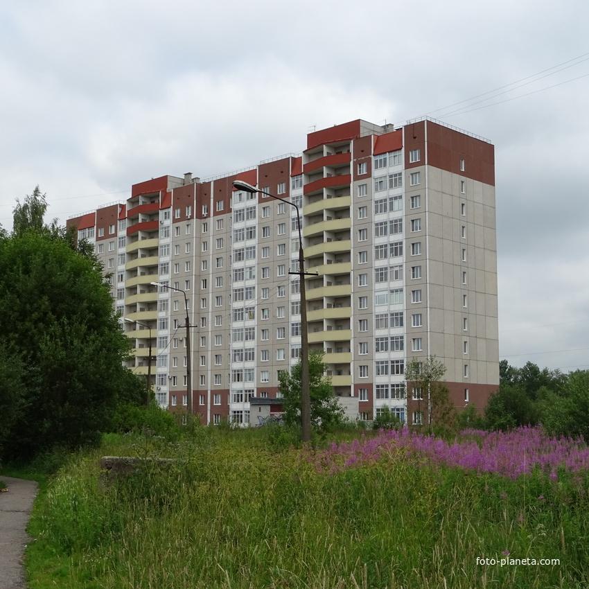 ул. Чехова,26 | Гатчина (Гатчинский район)