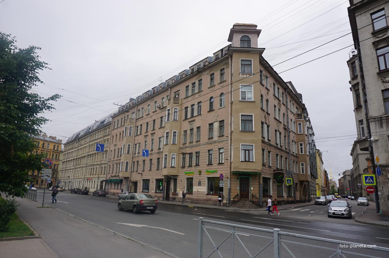 Переулок Талалихина.