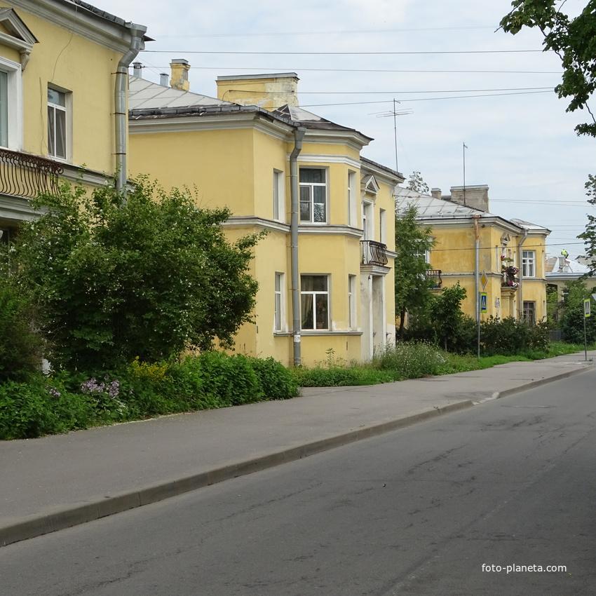 ул. Белоусова | Нарвский (муниципальный округ) (Кировский район)