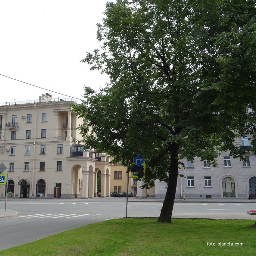 пр. Стачек | Нарвский (муниципальный округ) (Кировский район)