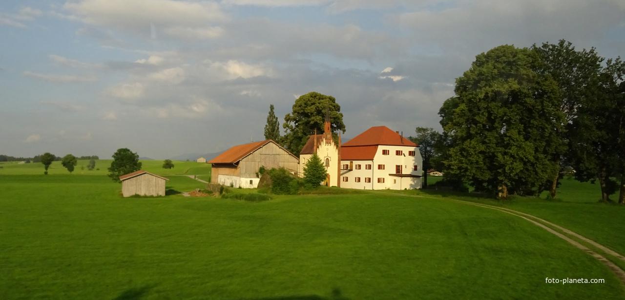 Марктобердорф    Бавария