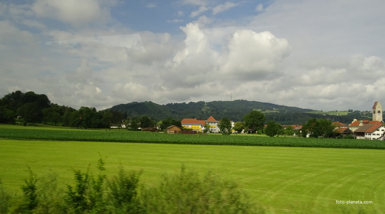 Оберройте |  Бавария