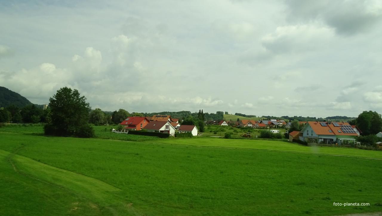 Оберройте    Бавария