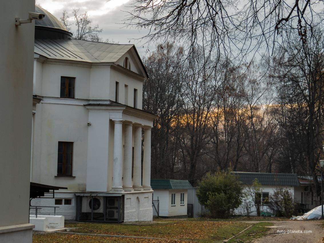 Усадьба князей Вяземских Остафьево