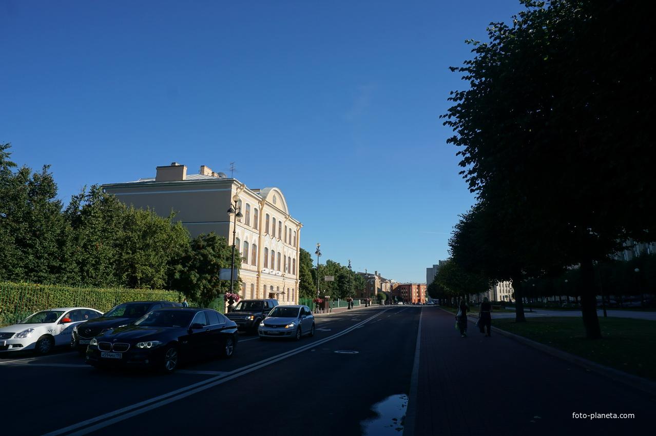 Лафонская улица.