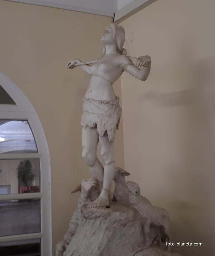 В Павловском дворце
