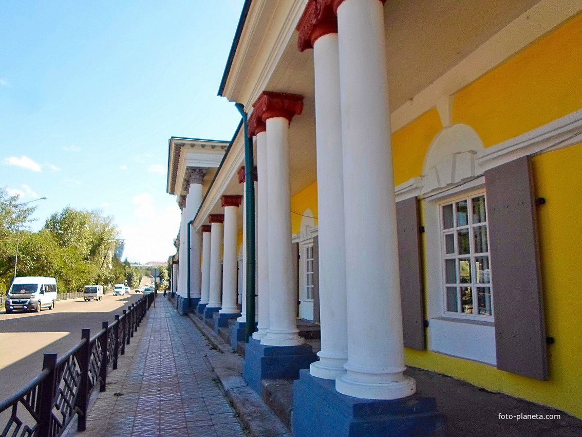 Улица Куйбышева. Дом Курбатова