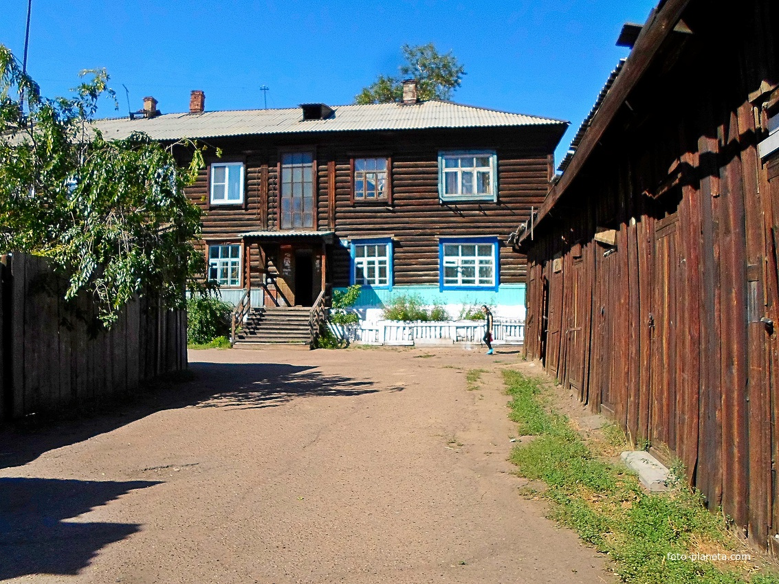 Дом на улице Смолина