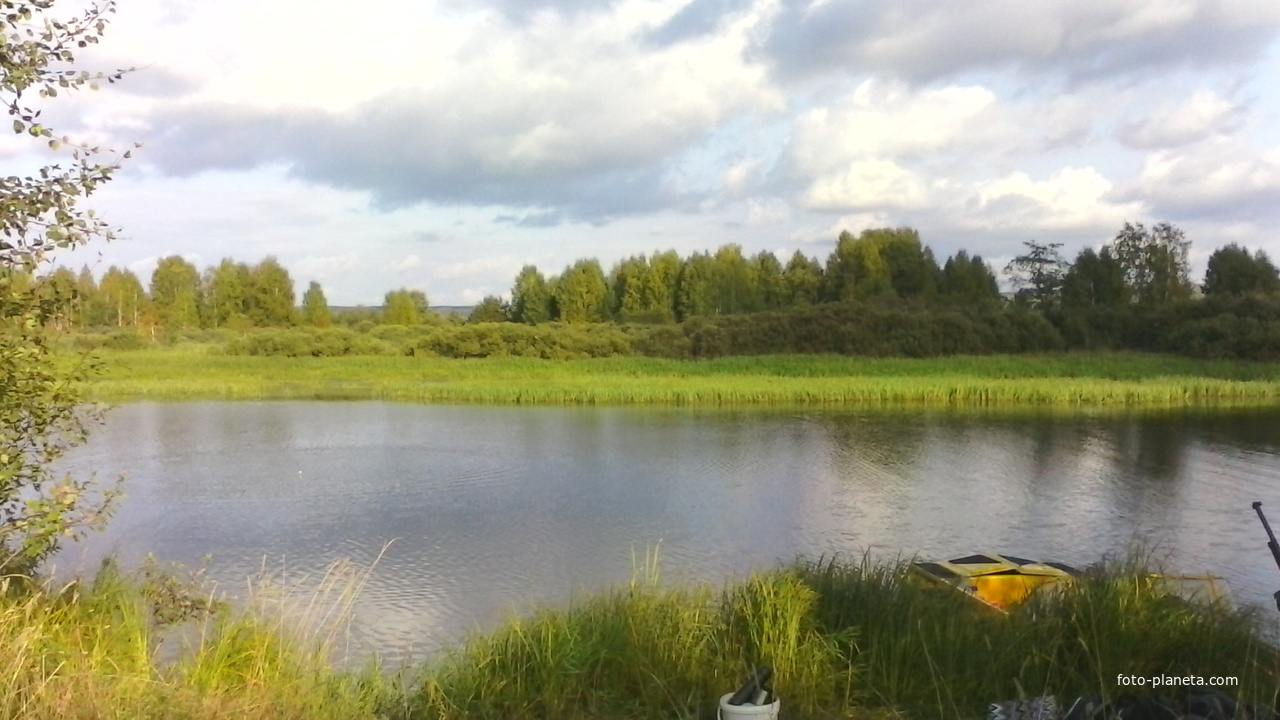 Озеро Плоское