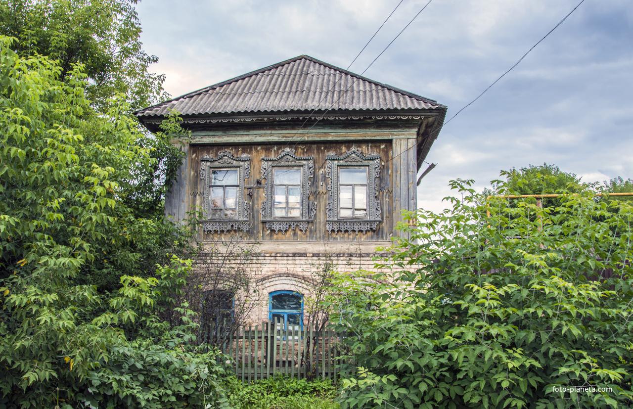 Дом в с. Петровское