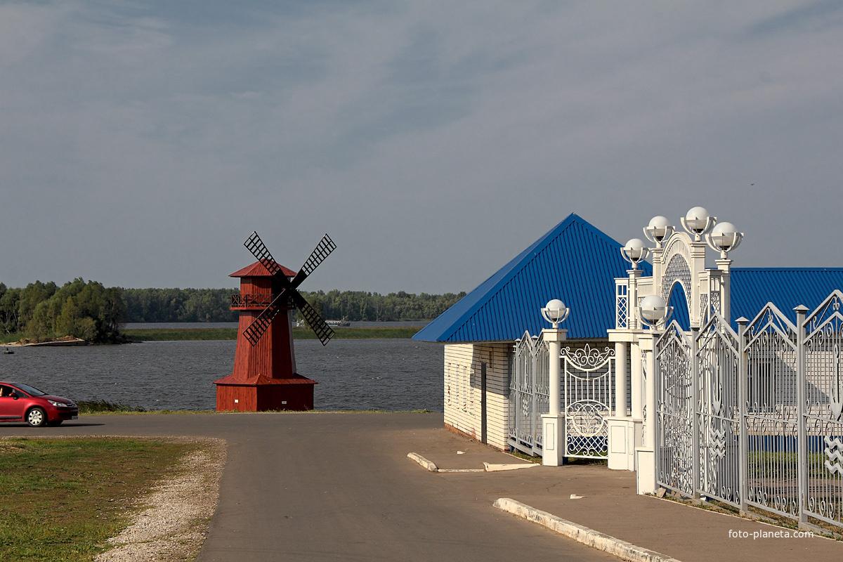 Кама. Чистополь