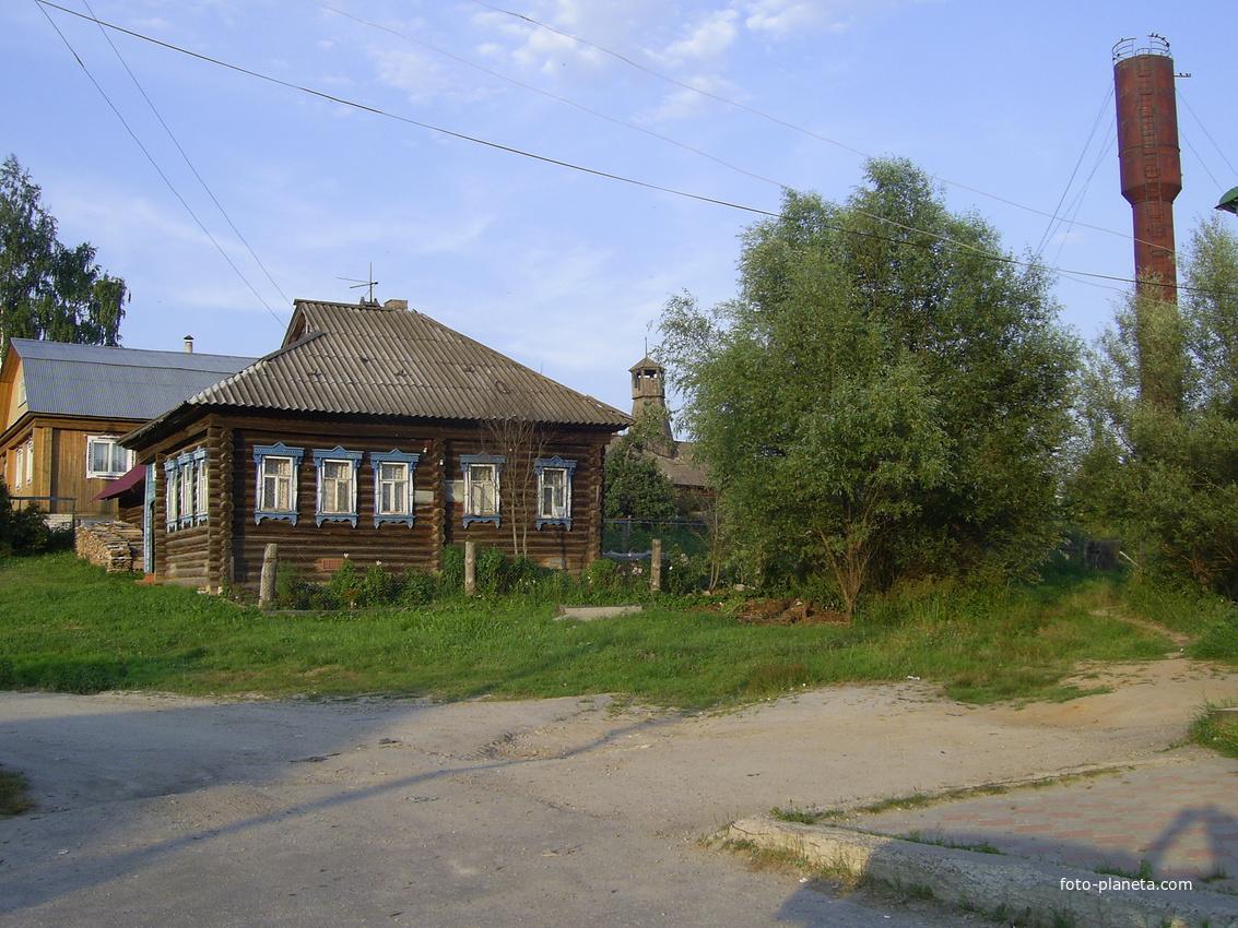 Село Владимирское