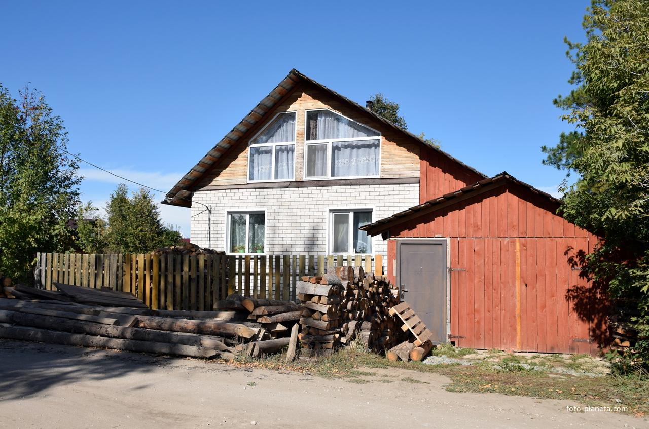 Дом в деревне Пирогово Советского района