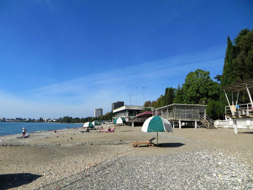 правило, пляж сухуми абхазия фото сказать, что внешность