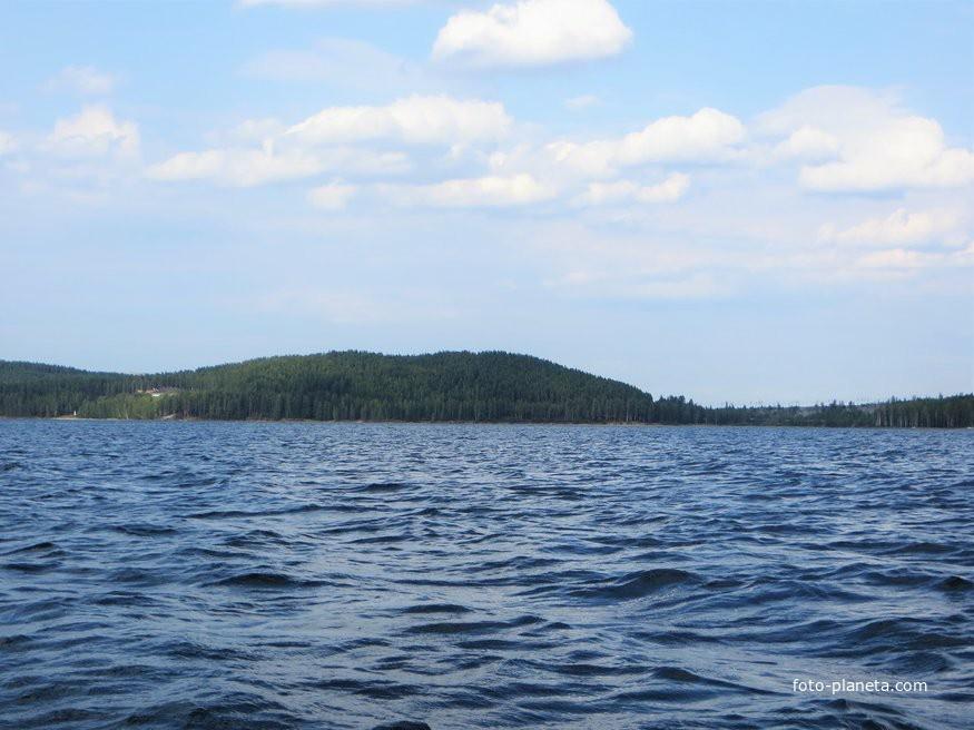 Нижневыйский пруд