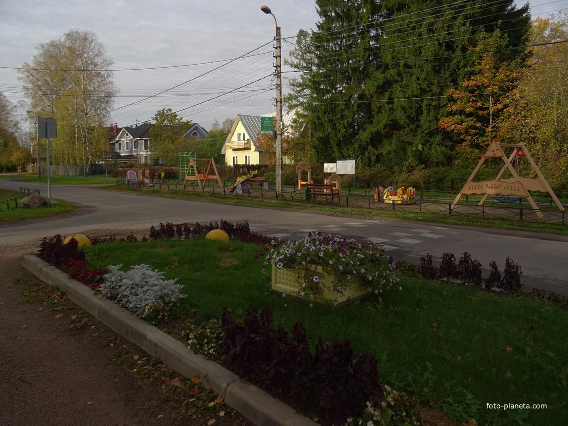 Улица Нововестинская