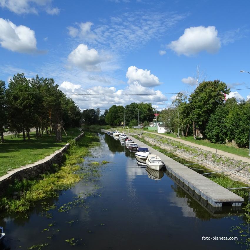 Река Муствеэ