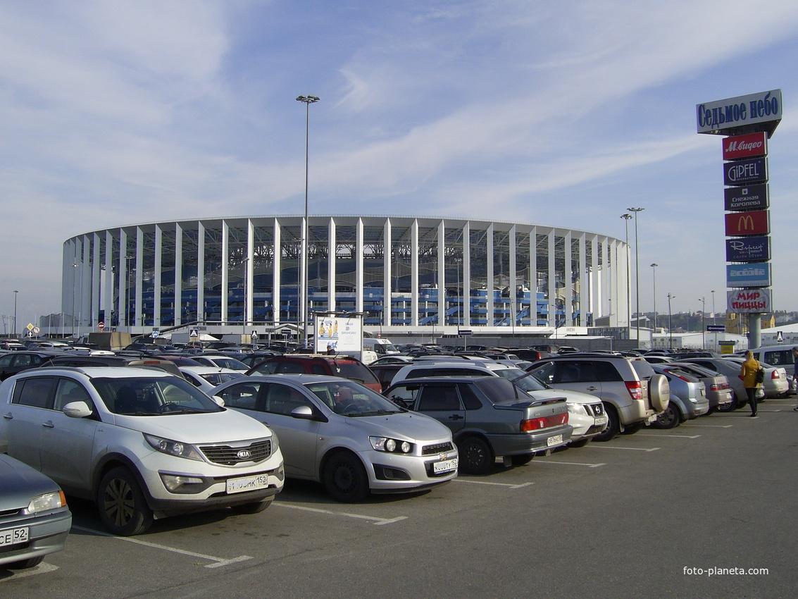 Н. Новгород - ул. Бетанкура - Стадион