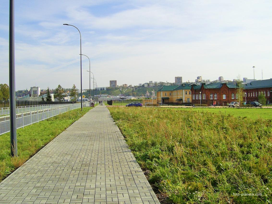Н. Новгород - Ул. Стрелка