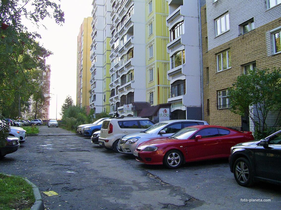 Н. Новгород - На ул. Ванеева