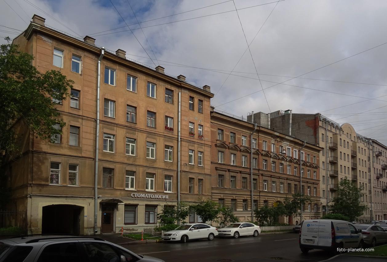 Улица Тамбовская