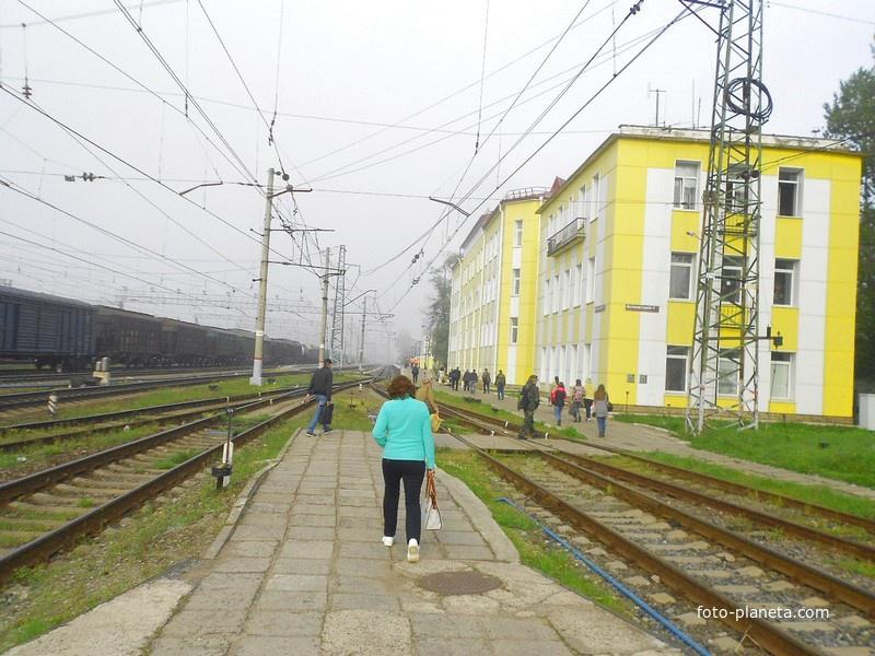 Станция Волховстрой