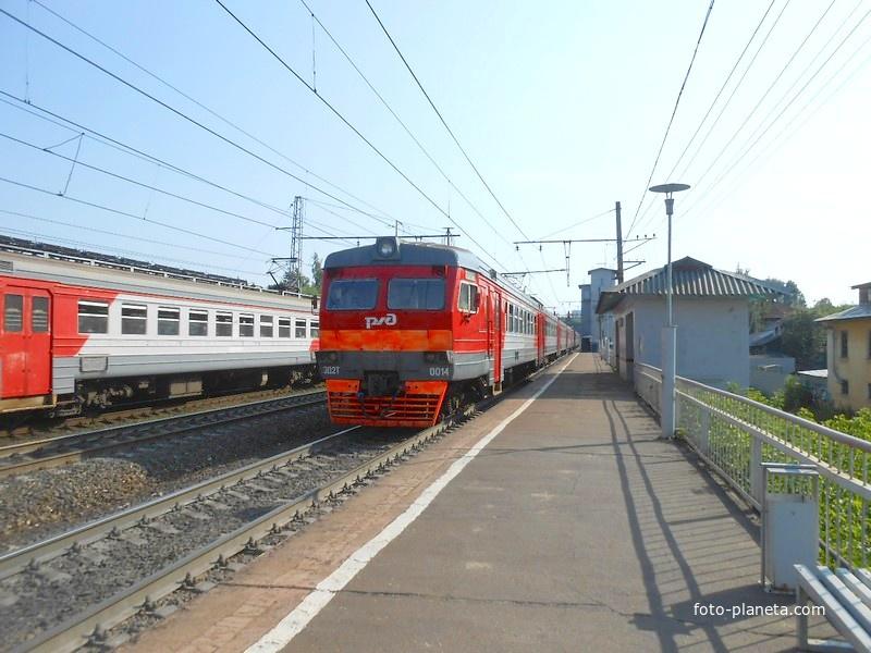 Платформа Которосль