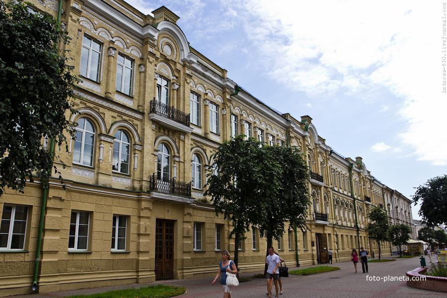 Ленинская улица