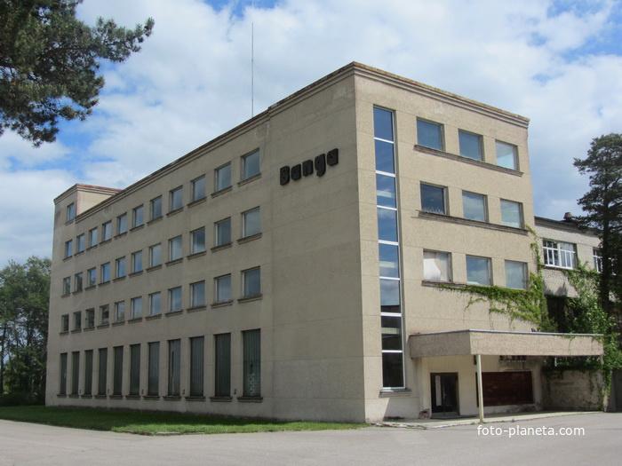 Здание рыболовецкой фирмы Banga