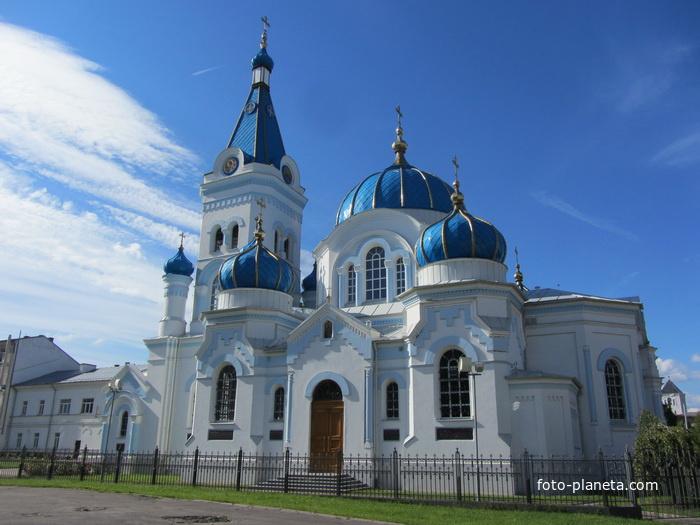 Православный собор святых Симеона и Анны