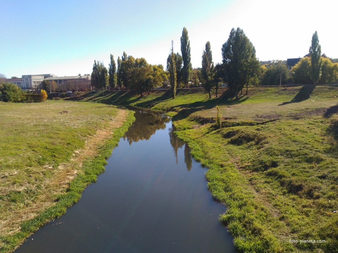 картинки река лугань