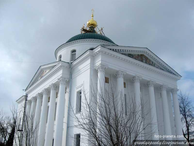Ильинско-Тихоновская церковь