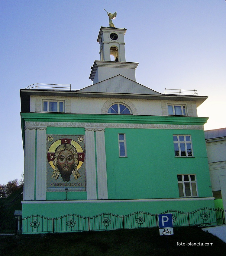 Благовещенский монастырь - Духовная семинария