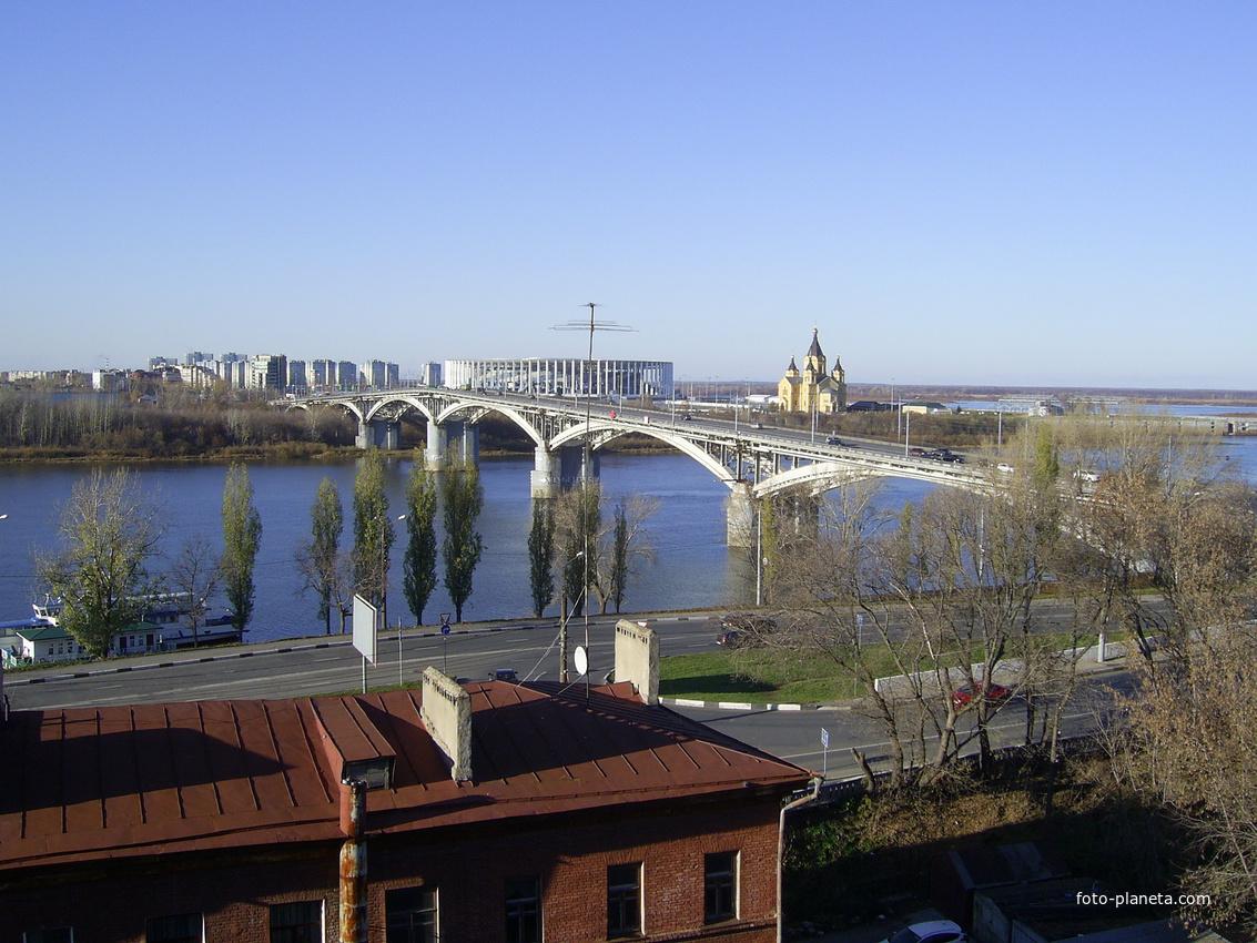 Н. Новгород - Ул. Черниговская - Река Ока