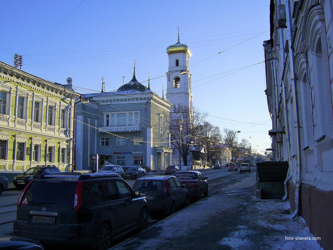 Н. Новгород - Ул. Ильинская