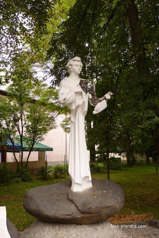 Памятник автору грамматики болгарского языка