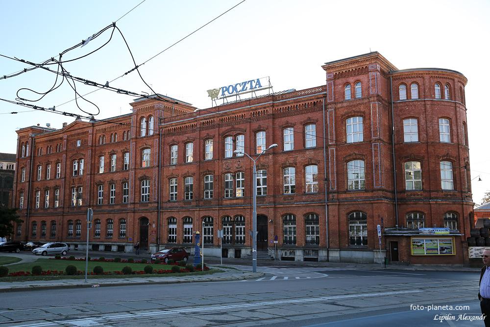 Улица Щецина